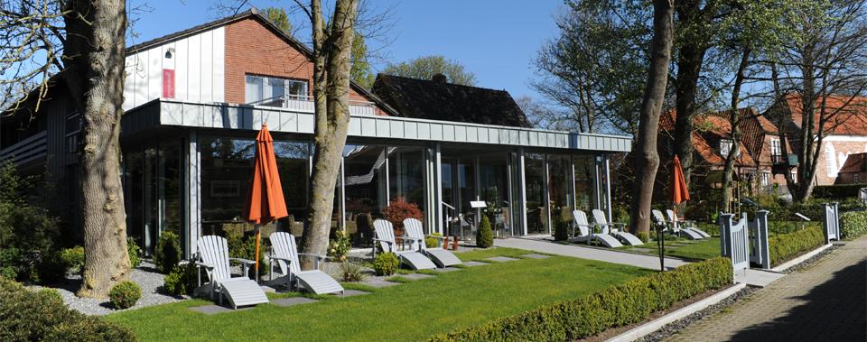 Hotel Leegerpark in Greetsiel