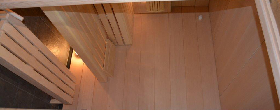 Sauna/Privat Spa